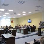 Projekto pristatymas Akmenės savivaldybėje / Presentation of the project ations in Akmenė municipality